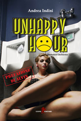 Cover Unhappy Hour di Andrea Indini