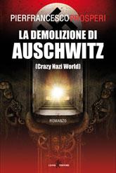 Copertina La demolizione di Auschwitz