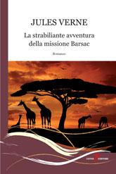 Copertina La strabiliante avventura della missione Barsac