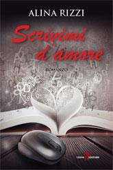 Cover Scrivimi d'amore di Alina Rizzi