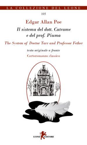 Copertina Il sistema del dott. Catrame e del prof. Piuma