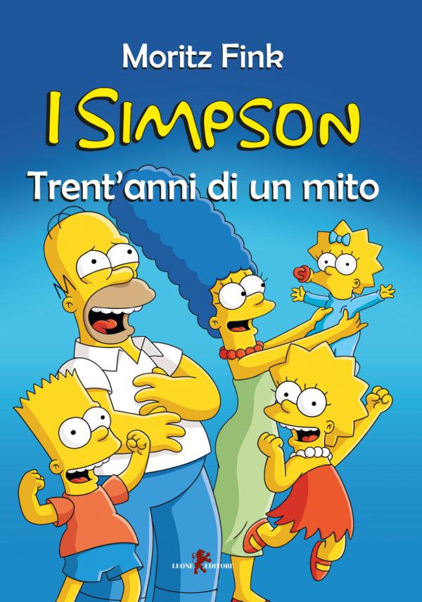 Copertina Fronte Simpson